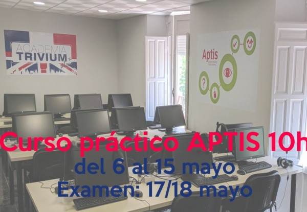 ¿Tu APTIS en 10h? ¡Es posible!